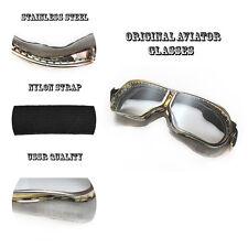 USSR Authentic Vintage Pilot Aviation Soviet Protective Glasses Goggles