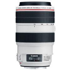 Canon EF 70-300mm f/4-5.6L IS USM Lens w/FREE Hoya UV Filter *NEW*
