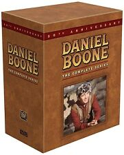 Daniel Boone: 50th Anniversary Complete Series Seasons 1 2 3 4 5 6 DVD Boxed Set