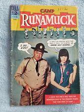 Camp Runamuck #1 - Dell Comics - April 1966 - Comic Book