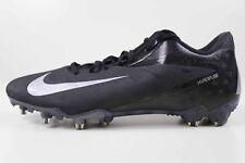 Nike Vapor Talon Elite Low TD Black Metallic Silver 500068 001 New Size 14.5