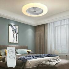 23' Ceiling Fan Light Remote Control Led Lamp Dimmable Chandelier Modern 110V