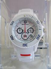 ICE-Watch Edizione Motorsport Bmw bm.ch.we.b.s.13 Grande Cronografo Bianco Autentico
