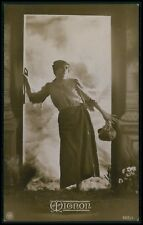 Mignon gypsy gipsy woman classic portrait old 1910s photo postcard lot set of 6