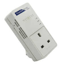 Netgear XAV5601 Powerline AV500 Adapter Network Ethernet AV+500 White UK
