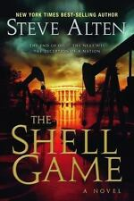 The Shell Game Steve Alten Hardcover Used - Very Good