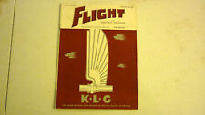 FLIGHT & AIRCRAFT MAGAZINE, AUG 1945, GREAT ADVERTISING, COMMERCIAL & MILITARY 1