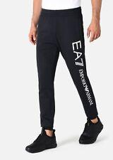 Pantalone con polsini tuta EA7 EMPORIO ARMANI uomo pants pantaloni NUOVO man