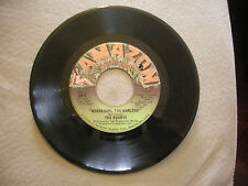 Rugbys Wendegahl The Warlock 45 b/w The Light Hard Garage Rock VG+