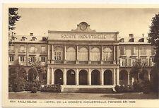 mulhouse hotel de la société industrielle fondée en 1826