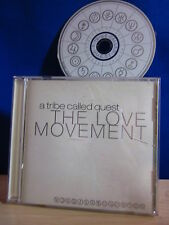 The Love Movement A Tribe Called Quest CD