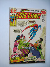Superman's Girlfriend, Lois Lane #126 (DC 9/72) FN/VF Brain Busters! Oksner-a.