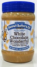 Peanut Butter & Co White Chocolate Wonderful 16 oz