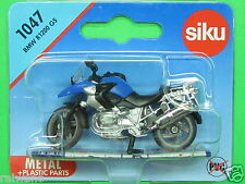 Siku Super Serie 1047 BMW R1200 GS