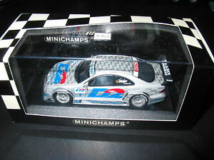 Mercedes CLK DTM 2000 JAEGER 1/43 VERY Rare Minichamps