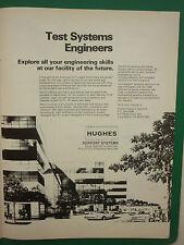 8/1982 PUB HUGHES AIRCRAFT COMPANY SUPPORT SYSTEMS ENGINEERING SKILLS  AD