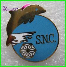 Pin's Animal Dauphin Euroclimat SNC Dolphin #H1
