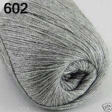 NEW Luxurious Soft 50g Mongolian Pure 100% Cashmere Hand Knitting Wool Yarn 602