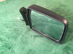 84-89 OEM Toyota VAN WAGON POWER door mirror assembly RH Right wing mirror