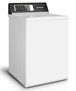 Speed Queen Black Series 8.5kg Touch Control Top Load Washer AWNE92BLACK