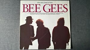 BEE GEES - THE VERY BEST OF THE BEE GEES .             LP.