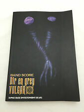 Used! dir en grey -VULGAR- JAPAN Visual Kei Band Score Guitar Bass Drum TAB Book