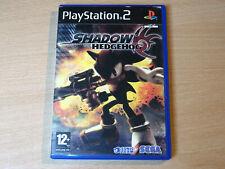 Playstation 2 / PS2 - Shadow The Hedgehog by Sega