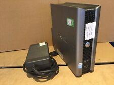 Dell Optiplex 755 USFF Dual Core E2180 2 x 2.00GHz 1GB 160GB DVD