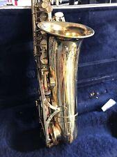 1970 Used Conn Alto Sax  N132660