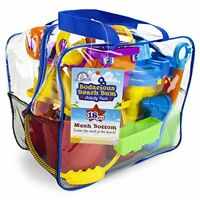 18-piece Bodacious Beach Bum Activity Pack, Quick Dry Carry Bag