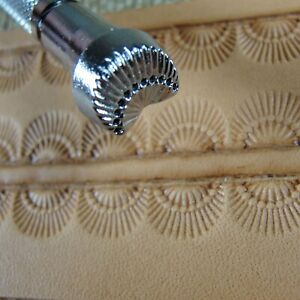 Japan Select - #D606 11-Seed Border Stamp (Leather Stamping Tool)