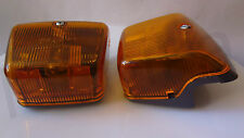 2x Front Indicator Lamps for MERCEDES ATEGO I/ii 1998 E4 Left/right Side Ba15s