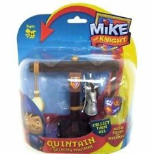 Mike the Knight Deluxe Figure - Quintain Training Machine