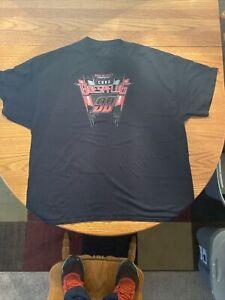 Chad Boespflug Sprint Car Racing T shirt Men's 3xl black