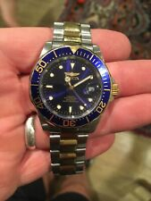 Invicta 8928OB Automatic Two Tone Diver Submariner