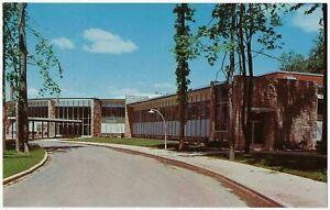University Center, Central Michigan University, Mt. Pleasant, MI