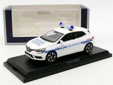 RENAULT MEGANE BERLINE 2016 POLICE MUNICIPALE NOREV 517722 1/43 SEDAN METAL