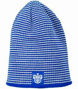 Queens Park Rangers Football Reversible Stripped QPRTHICK Woolly Beanie Hat Warm