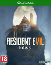 Resident Evil 7 Biohazard Lenticular Edition XBOX ONE IT IMPORT CAPCOM