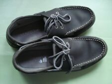 THREE PAIRS OF  PRE-OWNED MEN'S SHOES 10.5 M (US)