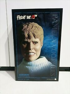 Sideshow 1/6 scale Pamela Voorhees Friday the 13th 12 inch Figure Betsy Palmer