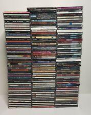Lot Of 150 Cds 80's 90's 2000's Rock Alternative Pop U2 Chili Peppers Beastie.