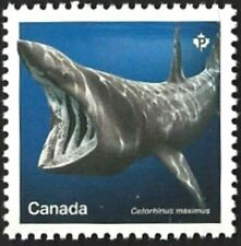 Canada # 3107     Shark - Les Requin      Brand New 2018 Pristine Issue
