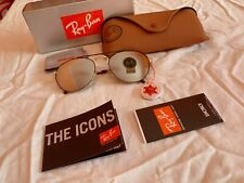 Ray-Ban round doble bridge