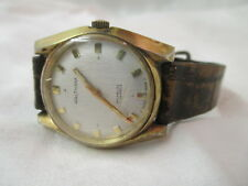 Vintage Waltham Men's Incabloc Wrist Watch 17 Jewels Runs