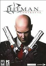 HITMAN CONTRACTS (2004) PC CD-ROM NEW & FACTORY SEALED