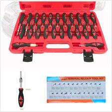 23 Pcs Portable Car Electrical Terminal Wiring Crimp Connector Pin Remover Tools