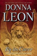 By its Cover: A Commissario Guido Brunetti Mystery, Leon, Donna, Good Condition,