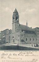 NEW YORK CITY–Methodist Episcopal Church–60th Street and Madison Avenue – udb
