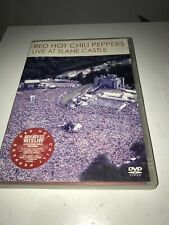 Red Hot Chili Peppers - Live At Slane Castle (DVD, 2003)